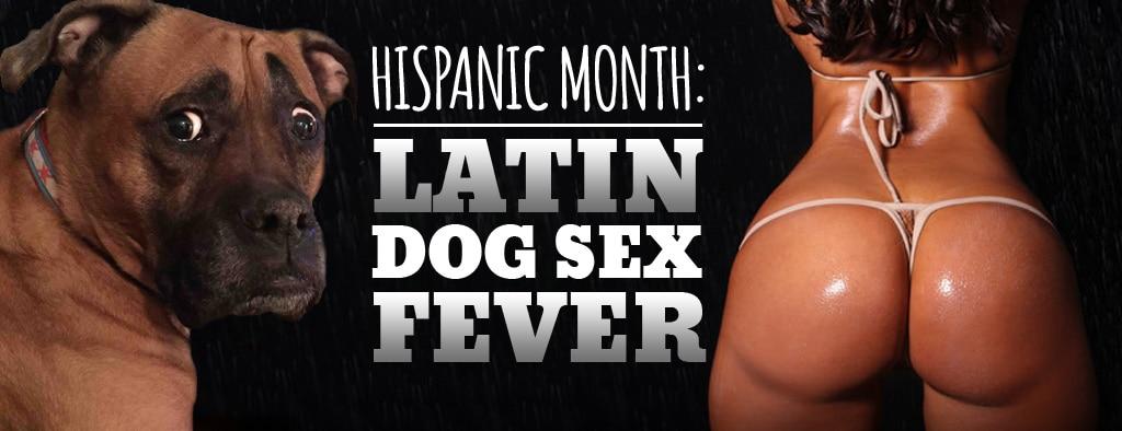 ArtOfZoo Latin Dog Sex