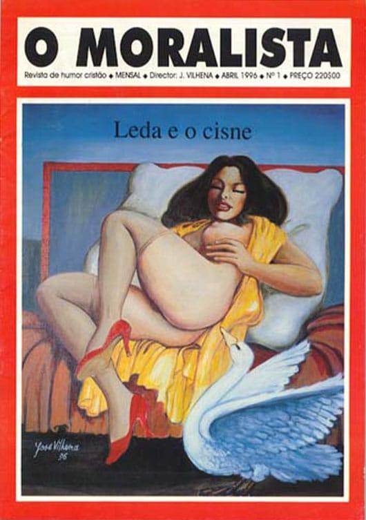 Jose Vilenha animal sex art