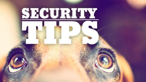 Online Security Tips