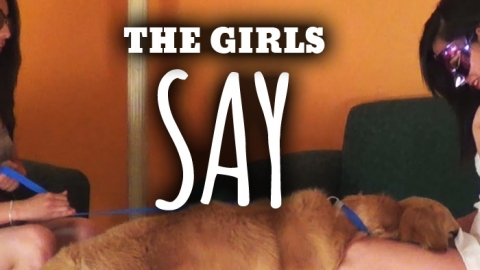 The Girls Say: starring Selena and Tabitha