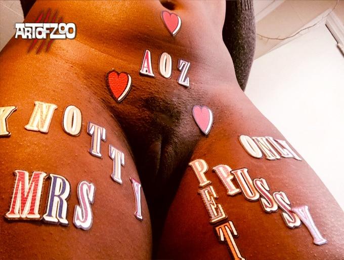 ArtOfZoo - Gilded Lily - KnottyMrs - dog sex with women