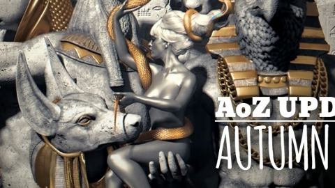 ArtofZoo Autumn Update September 2018