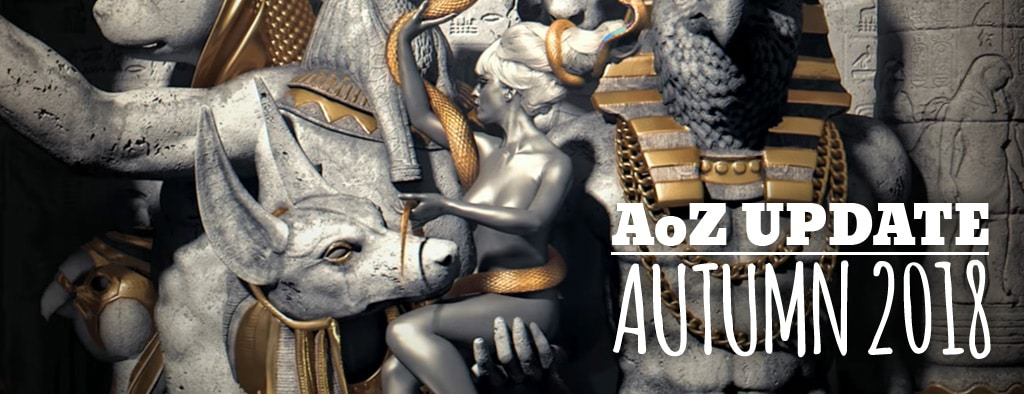 ArtOfZoo Update Autumn 2018 - dog sex