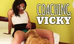 Coaching Vicky: by Vicky - ArtOfZoo animal sex video