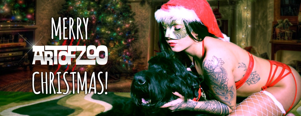 Artofzoo Christmas Update 2018 – Artofzoo Animal Sex Bestiality